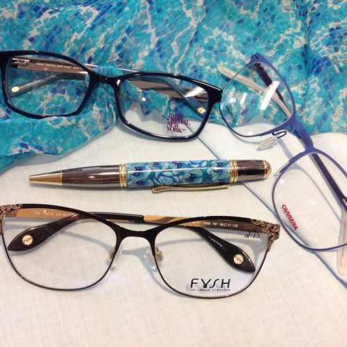 prescription eyeglasses vision care