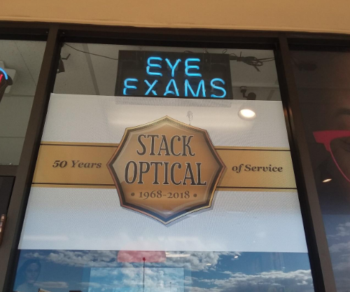 stack optical eye care