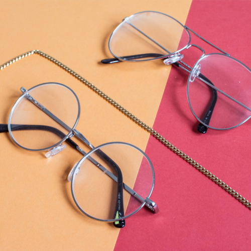 stack optical metal eyeglass frame repair