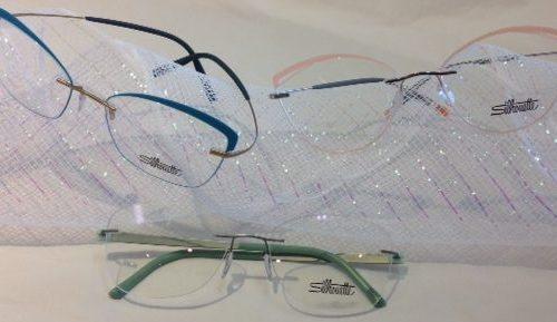 Silhouette glasses frames Denver
